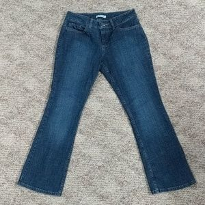Riders by Lee mid rise boot cut 8P ladies jeans
